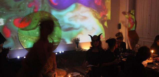 PERFORMANCE // Alice Cohen & Delia Gonzalez // Saturday November 3, 7pm