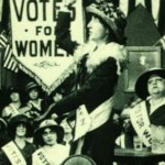"SATURDAY October 6, 13h // Madeleine Bernstorff presents ""The Fanaticism of the Suffragettes"""