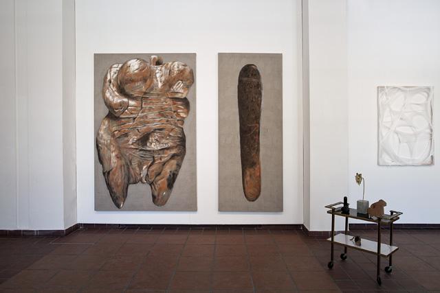 left: Antje Majewski, center: Simone Gilges, right: Juliane Solmsdorf