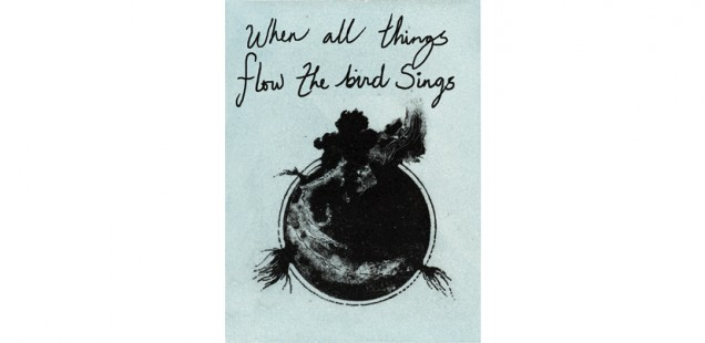 Saturday April 20, 18h // When all things flow the bird sings // Otobong Nkanga