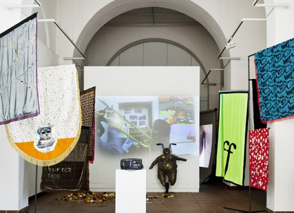 Saturday May 11, 15H // Guided Tour of ƒƒ Collaborations // Tanja Schomaker