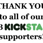 Thank you to our TAZ 3 Kickstarter Supporters!